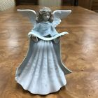 Lladro Angel Tree Topper Signed Juan Lladro 1992 Flawless Singing Christmas