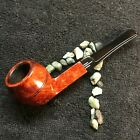 RESTORED old & classy The Everyman (Comoy) Bulldog #F4 smooth vintage pipe