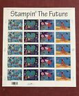 MNH Sheet SCOTT 3414 STAMPIN THE FUTURE 33 Cent FOR SALE AT FACE VALUE