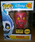 FUNKO POP HADES 381 HOT TOPIC EXCLUSIVE CHASE GITD DISNEY HERCULES
