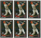 Lot of 6 - 2013 Topps Chrome Update #MB-9 MIKE TROUT Angels Mega-Box Exclusive