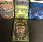 HARRY POTTER AND THE SORCERERS STONE Signed 2000 COLLECTORS EDITION HB
