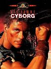 Cyborg DVD 1997 Standard and Letterbox Movie Time
