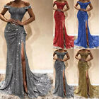 1PC Women Long Evening Cocktail Dress Party Ball Gown Formal Bridesmaid Wedding