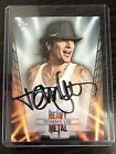 Axl Rose and the 2013 Topps Archives Baseball Heavy Metal Autographs Lineup 15