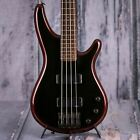 Used 1986 Ibanez RB850 Roadstar II Black Candy Red