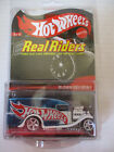 Hot Wheels Real Riders Blown Delivery Blue 3323 4500