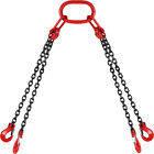 51013 Ft Alloy Steel Lifting Chain Sling 4 Legs Sling Hook Chain Adjustable