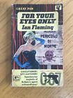 FOR YOUR EYES ONLY IAN FLEMING PAN 1962 First edition Australian rare