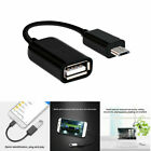 Male Host to USB Female OTG Cable Adapter For HTC Sensation 4G