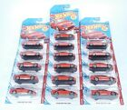 2019 Hot Wheels Nissan 300ZX Twin Turbo Red Lot of 16 Fast Free Shipping