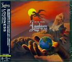 LOUDNESS ON THE PROWL 2015 JPN RMST CD - Akira Takasaki - Mike Vescera - OOP!