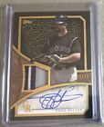 2019 Topps Baseball Series 2 Topps Reverence Auto Patch 3 Todd Helton 10 10