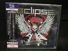 ECLIPSE Bleed & Scream + 2 JAPAN SHM CD (TOUR EDITION) W.E.T. Erik Martensson