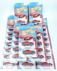 2019 Hot Wheels Nissan 300ZX Twin Turbo Red Lot Of 33 Fast Free Shipping