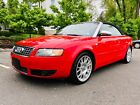 2006 Audi S4 S4 cabriolet for $7500 dollars
