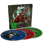 EDGUY – MONUMENTS DELUXE 2CD & DVD DIGIBOOK (NEW/SEALED)