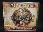TAZ TAYLOR BAND Pressure & Time + 1 JAPAN CD Outloud British Melodious Hard