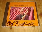 Signed Signiert BOB ROCKWELL Reconstruction ORIG 1st 1990 STEEPLECHASE CD