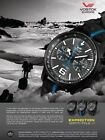 Vostok Europe Expedition North pole 1 Chronograph with 60 Minute Stopwatch