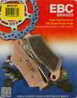 EBC MXS Series Motocross Offroad Race Sintered Brake Pads / One Pair (MXS181)