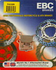 EBC R Series Long Life Sintered Brake Pads / One Pair (FA325R)