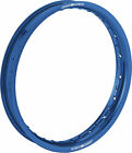 Moose Racing Front Aluminum Rim (Blue) 21