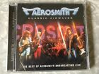 SEALED 2005 Aerosmith Classic Airwaves The Best Of Broadcasting Live CD SMC2521