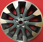 Land Rover LR2 2012 2013 2014 2015 19 Factory OEM Rim Wheel Grey Machined 72240