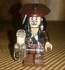 LEGO Pirates of the Caribbean CAPTAIN JACK SPARROW Collectible Minifigure