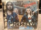 Wolfsbane CD Live Fast Die Fast Remastered Sealed Blaze Bayley Rare