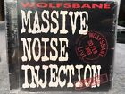 Wolfsbane CD Massive Noise Injection Remastered New Sealed 2013 Blaze Bayley