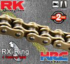 RK Gold  RX-Ring  Drive Chain 520 P - 102 L for Goes