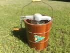 White Mountain Ice Cream Freezer Hand Crank 4 Quart