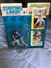 Starting Lineup 1993 MLB Jose Canseco Texas Rangers Figure, Oakland A's Cards