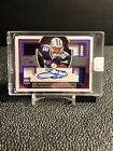 2018 Panini One Emmitt Smith Patch Auto 2 5 Game Used Quad Sealed Dallas Cowboys