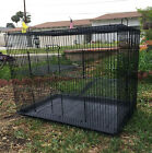 Large Tight Wire Space Animal Cage Guinea Pig Hamster Ferret Rat Mice Gerbil