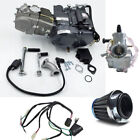 LIFAN 150CC Engine Motor W Wiring Harness Carb for Apollo Orion Z50 ST70 SSR