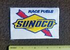 SUNOCO RACING GASOLINE ADVERTISING GAS OIL COLLECTORS PATCH