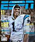 Cam Newton Rookie Cards Checklist and Autographed Memorabilia Guide 60