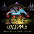 Asia Symfonia Live In Bulgaria 2013 with bonus track John Wetton 2 CD Set