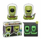 Funko Pop! The Simpsons Kang and Kodos GITD 2-Pack (SDCC Shared Exclusive 2019)