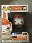 Funko POP Conan as Pennywise SDCC Exclusive 2019