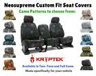 Kryptek Camo Custom Fit Seat Covers Coverking For Jeep CJ