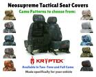 Kryptek Tactical Custom Fit Seat Covers Neosupreme for Jeep CJ