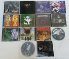 16 METAL CD LOT - BEHEMOTH, MEGADETH, PANTERA, KORN, MORTAL DECAY, MORBID ANGEL!