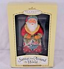 Hallmark Keepsake Ornament Santa From Around The World United States USA  2004