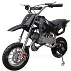 New 49cc 50cc 2 Stroke Gas Motorized Mini Dirt Pit Bike free shipping