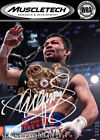 Manny Pacquiao Cards, Rookie Cards, Autographed Memorabilia and More 9