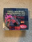 1993 Marvel Masterpieces Trading Cards SEALED UNOPENED BOX - 36 Packs Inside!